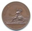 Essex Agricultural Society Instituted 1793  bronze medal