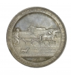 Yorkshire, Keighley Agricultural Society, Established 1843,  silver prize